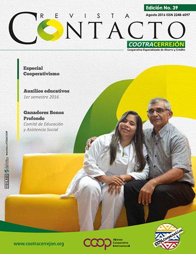 Revista Contacto Nº39