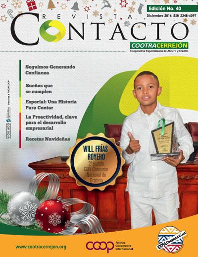 Revista Contacto Nº40