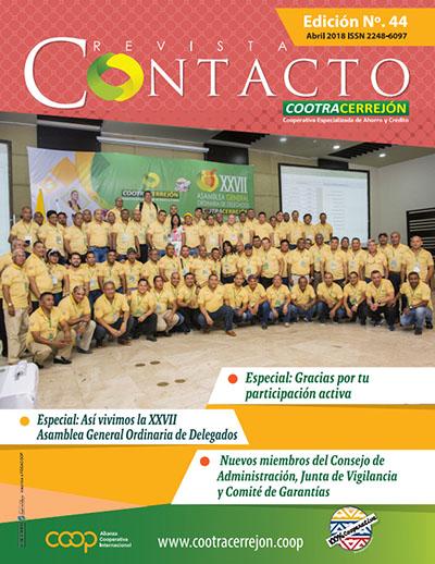 Revista Contacto Nº44