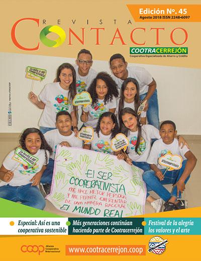 Revista Contacto Nº45