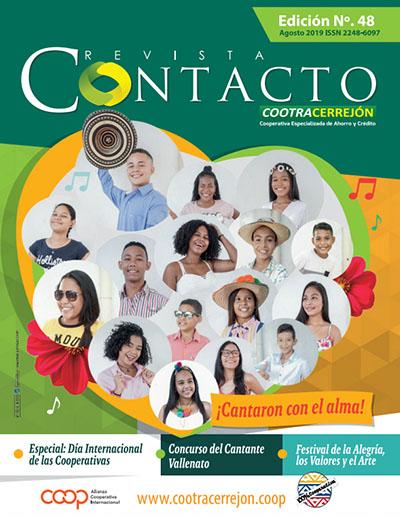 Revista Contacto Nº48