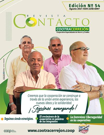 Revista Contacto Nº54